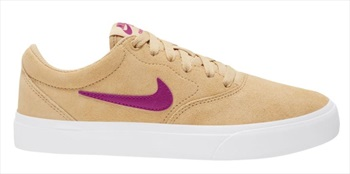 Nike SB Charge Suede Womens Skate Shoes, UK 5.5 Sesame