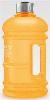 Phoenix Fitness Gym Hydration/Water Bottle, 1L Orange