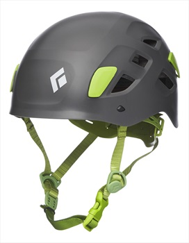 Black Diamond Half Dome Rock Climbing Helmet, S-M Slate