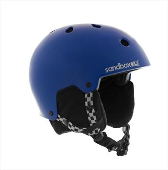 Sandbox Legend Snow Kids Kids Ski/Snowboard Helmet, Kids Electric Blue