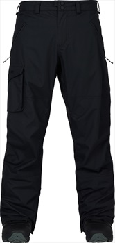 Burton Covert Insulated Snowboard/Ski Pants Trousers, L True Black