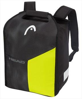 Head Backpack Boot Bag, 32L Black/Yellow