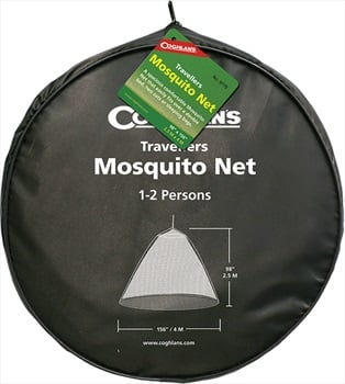 Coghlan's Travellers Mosquito Net Backpacking Insect Protection