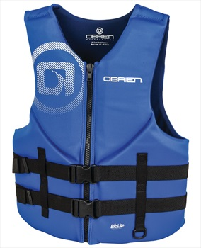 O'Brien Traditional Neo Ski Impact Vest Buoyancy Aid, S Blue Navy 2020