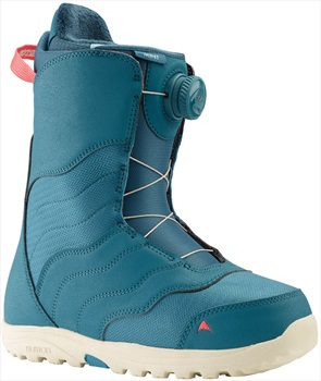 Burton Mint Boa Women's Snowboard Boots, UK 5 Storm Blue 2020