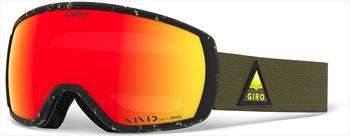 Giro Balance Vivid Ember Ski/Snowboard Goggles M Citron Arrow Mountain