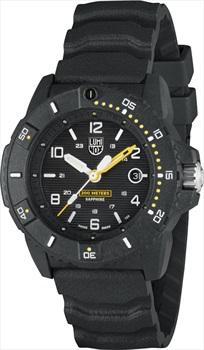Luminox Navy Seal 3600 Series XS.3601 Wrist Watch, Black/Yellow
