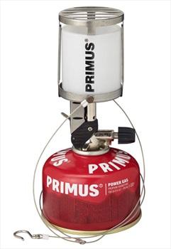 Primus Micron Lantern Compact & Silent Gas Lamp, Silver