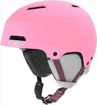 Giro Crue Kids Ski/Snowboard Helmet, XS Matte Pink Namuk