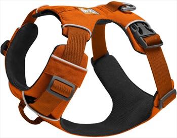 Ruffwear Front Range Harness Padded Dog Walking Harness, XS Campfire