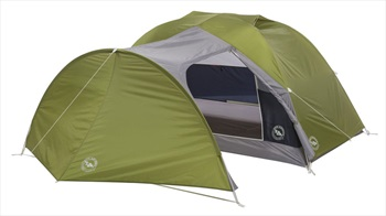 Big Agnes Blacktail 2 Hotel Lightweight Backpacking Tent, 2 Man