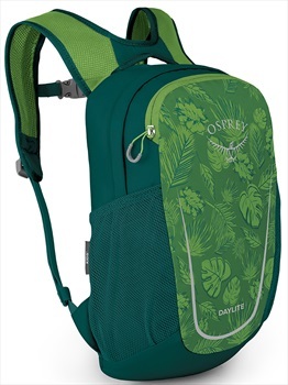 Osprey Daylite Kids Children's Backpack, One Size Leafy Green