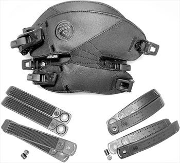 Flow Fusion Strap Convert Kit Spare Snowboard Binding Straps, Large