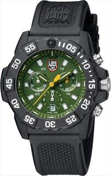Luminox Navy Seal 3580 XS.3597 Wrist Watch, Green/White