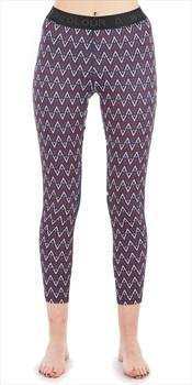 Wearcolour Womens Shelter Pant Thermal Base Layer M Iris Herringbone