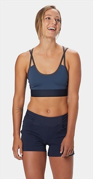 Mountain Hardwear Tonsai Women's Sports Bralette, M Dark Zinc