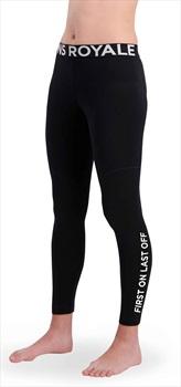 Mons Royale Christy Women's Merino Wool Leggings S Black