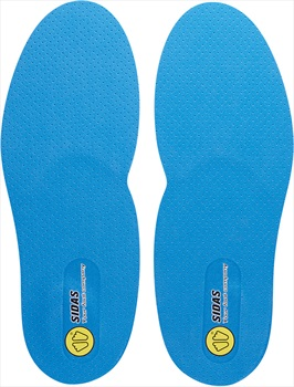 Sidas Custom Run Running Insoles, XS Blue
