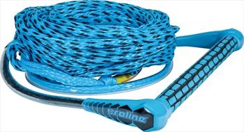 Proline Reflex Wakeboard Line Handle Combo, 65' Blue 2019