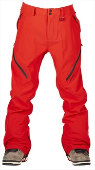Bonfire Ranger 3L Neoshell® Stretch Ski/Snowboard Pants, S Red