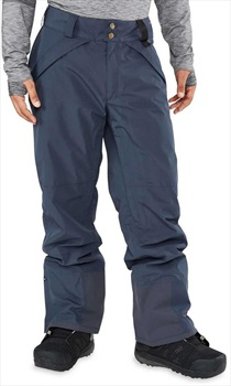Dakine Smyth Pure Gore-Tex 2-Layer Ski/Snowboard Shell Pants, XL Blue