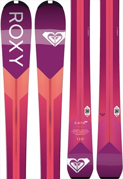 Roxy Girls Kaya Girl Roxy C5 Easytrack Skis, 80cm Multi 2019