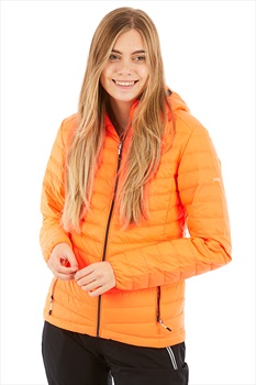 Dare 2b Elative Down Insulated Jacket, XS Fiery Coral