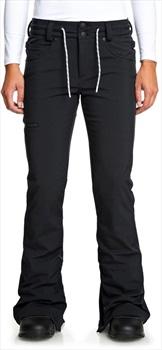 DC Women's Viva Softshell Ski/Snowboard Pants, S Black