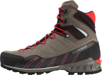 Mammut Adult Unisex Kento Guide High Gtx Hiking Boots, Uk 9.5 Tin/Spicy
