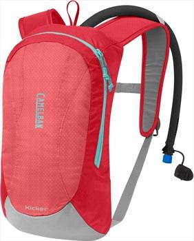 Camelbak Kicker Kid's Hydration Backpack, 1.5L Sugar Coral/Blue