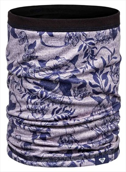 Roxy Lana Snowboard/Ski Collar Neck Warmer, One Size Botanical Flowers