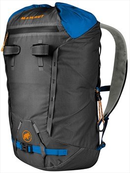 Mammut Trion Nordwand 20 Climbing Backpack, 20L Black/Ice