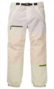 Burton Frostner Snowboard/Ski Pants, M Stout White
