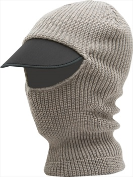 Airblaster Billyclava Ski/Snowboard Balaclava, One Size Heather Grey