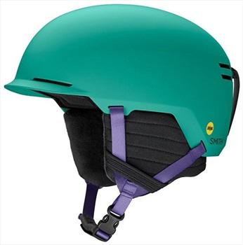 Smith Scout MIPS Snowboard/Ski Helmet, L Matte Jade Block