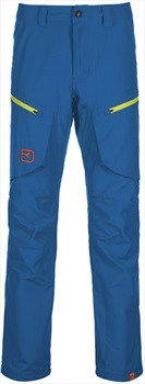 Ortovox (MI) Pants Cargo Merino Blend Walking Trousers S Blue
