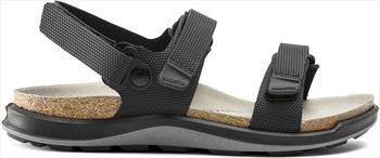 Birkenstock Kalahari Birko-Flor Women's Sandal, UK 7 Futura Black