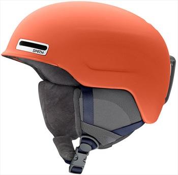 Smith Maze Snowboard/Ski Helmet, L Matte Red Rock