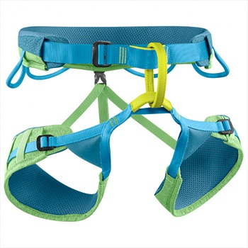 Edelrid Jay III Men's Rock Climbing Harness, S Green Pepper