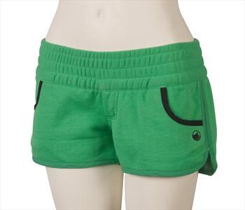 Liquid Force Morning Walk Walk Shorts Size 8 Green 2106482