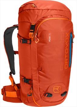 Ortovox Peak 35 Regular Climbing/Mountaineering Backpack Desert Orange