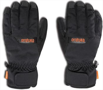 thirtytwo Corp Ski/Snowboard Gloves, S/M Black