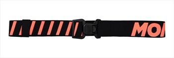 Mons Royale Birving Stretch Belt, One Size Black/Neon