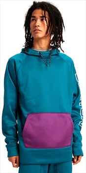 Burton Crown Solution Dyed Pullover L Deep Lake Teal