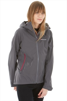 Montane Element Stretch Women's Waterproof Jacket, UK 10 Slate