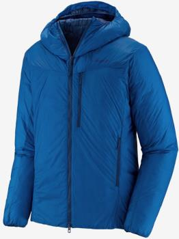 Patagonia DAS Light Hoody Insulated Water Resistant Jacket, L Blue