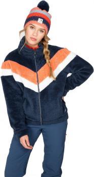 Protest Juniper Women's Full Zip Fleece Jacket, M / UK 10 Atlantic