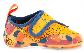 Butora Bora Kids Rock Climbing Shoe, UK 1 | EU 33 Orange