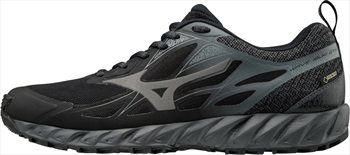 Mizuno Wave Ibuki GTX Men's Trail Running Shoe, UK 7.5 Black