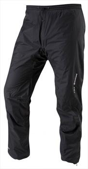 Montane Minimus Short Waterproof Hiking/Climbing Pants, S Black